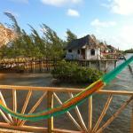 Thatch Caye Resort