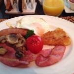 Foto de Cottage Bed and Breakfast