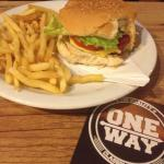One Way Hamburgueria