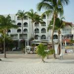 Foto de Holland House Beach Hotel