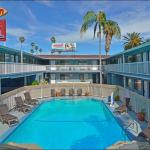 Saharan Motor Hotel Foto