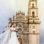 Wedding in Tepotzotlan