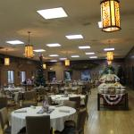 The Falls Restaurant of The Clifty Inn