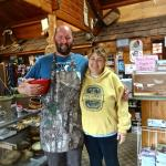 Wonderful new owners, Tim and Tracy