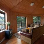 Chalet 1 with private hot tub