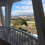Balcony - Madonna Inn Photo