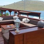 Core Lounge - the best place at Kornati