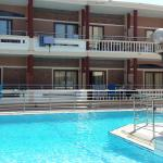 Kato Stalos Mare Hotel-bild