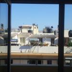 Regular Greek rooftop vista from the second floor