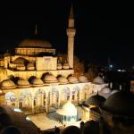 Мечеть под боком:)