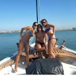 Great day on Zeus boat