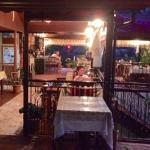 Akay Pension restaurant