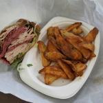 Photo of Reuben Sandwich