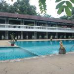 Royal Orchid Resort вид на номер и бассейн