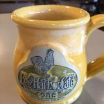 Very good coffee...nice mug