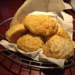 hot delicious cheddar bay biscuits