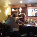 Wise Owl Bar Area