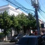 Arredores do Restaurante Tia Ana