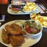 Delicious Pub Food