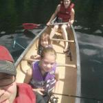 A wonderful family vacation week at wilson pond camps in Greenville Maine. My family and I had a