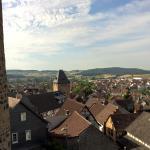 Foto de Hotel Burg Staufenberg
