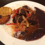 Caribbean-Creole deliciousness!