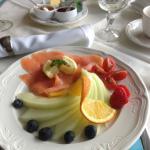 wunderbares Frühstück nach Wahl