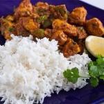 Fresh curry prepare everyday