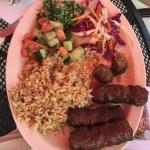 Pinched Mediterranean Grill