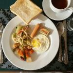 Thai Breakfast!