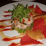 Crab Ceviche (special dish for summer)