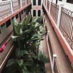 Interior y una habitación doble