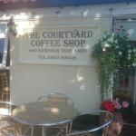 The Courtyard Coffee Shop