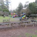 Picnic area & play ground