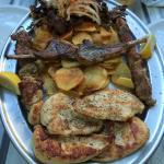 Grilled Platter for 2