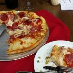 Cavinoro Pan Pizza