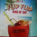 flip flop in - casual kick back and enjoy your visit