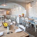 Mythos dining area