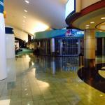 Bishop International Airport Lounge