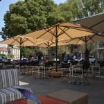 Blick ins Restaurant/Bar