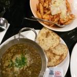 chicken pasta & lentil