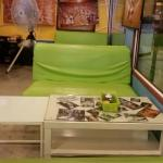 Eclectic furnitures