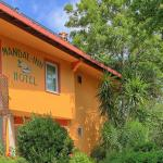 Mandalinn Hotel Entrance