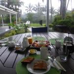 Breakfast with ´palm view`