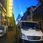 Foto de Hans Brinker Budget Hotel