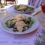 Great lunch Caesar salad