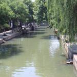 Ancient water village