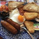 Large English Breakfast