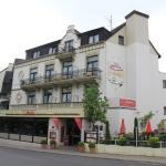 Hotel Fürstenberg Voorkant.