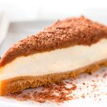 toffee cheese cake, the lady's favourite